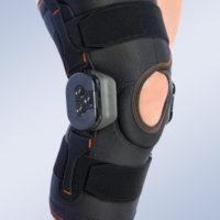 Orteza stawu kolanowego z ruchomym stawem kolanowym z regulacją kąta zgięcia 6112/7112