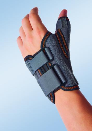 Orteza ręki stabilizująca lub korygująca MP-72 D/I