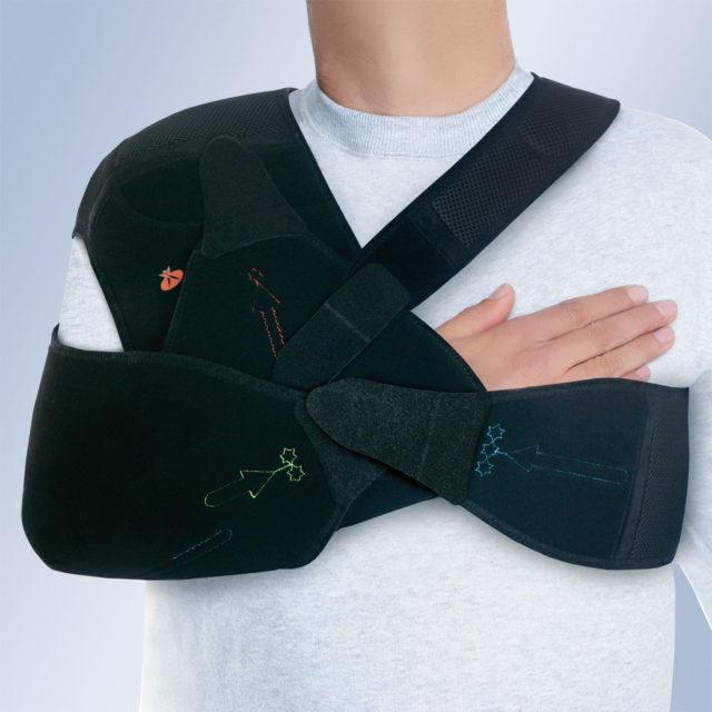 """Orteza na ramię i bark (z wyłączeniem temblaków i ortez typu """"Desault"""") C-44"""