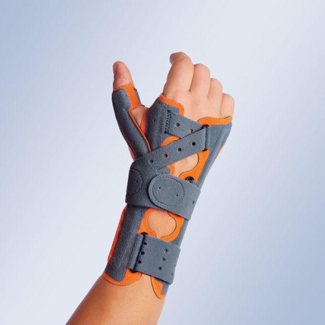 Element stabilizujący kciuk w ortezie na rękę i przedramię Manutec® Fix M760P