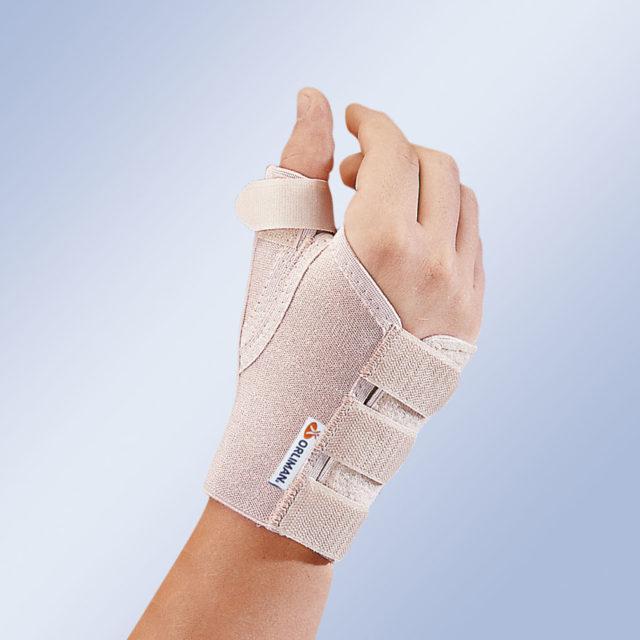 Orteza ręki stabilizująca lub korygująca MP-70 D/I
