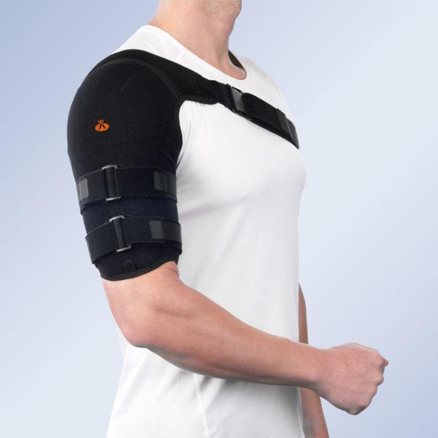 """Orteza na ramię i bark (z wyłączeniem temblaków i ortez typu """"Desault"""") TP-6401/TP-6402 (model krótki)"""