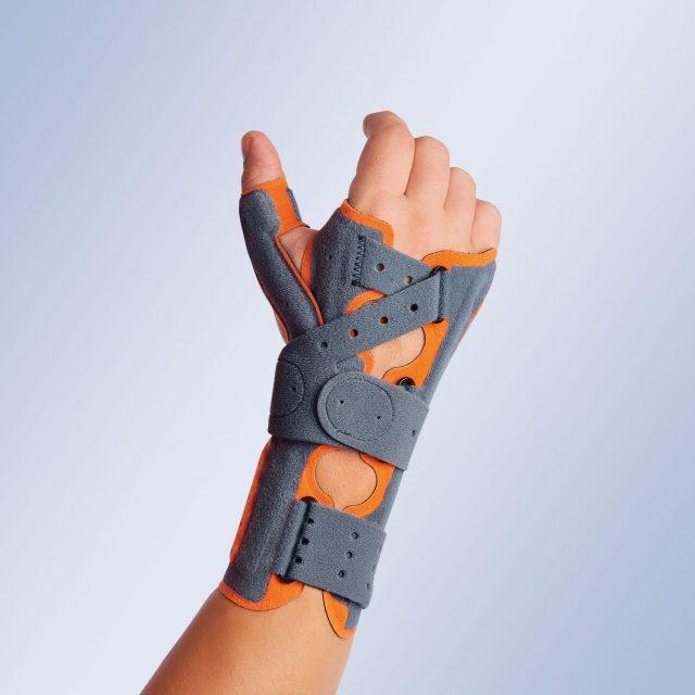 Element stabilizujący kciuk do manutec ® fix M760P (szary) / M660P (beż)