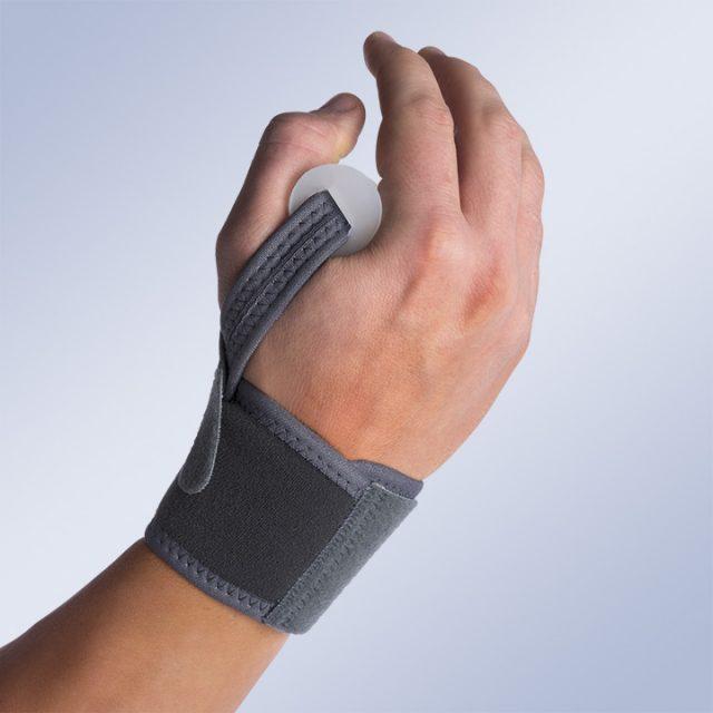 Orteza stabilizująca i odwodząca kciuk