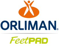 Linia produktów Orliman FeetPAD - Obuwie terapeutyczne